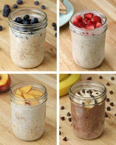 These Kid-Friendly Overnight Oats Are The Perfect Breakfast For A Busy School Morning