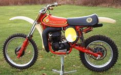 1978 Montesa Cappra 360VB- Light weight, powerful, and nimble the Cappra mirrored the Bultaco Pursang in performance and finicky flaws.