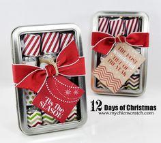 12 Days of Christmas 2013 Day 4http://www.mychicnscratch.com/2013/12/12-days-of-christmas-2013-day-4.html