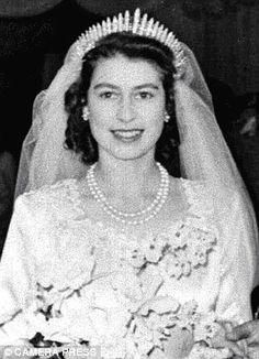 The wedding of Princess Elizabeth to her third cousin, Lieutenant Philip Mountbatten