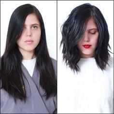N E W. L O O K #transformationtuesday #haircut #anhcotran #ramireztransalon #livedinhair