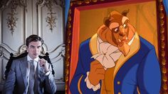 Dan Stevens is set to play Beast in Disney's live-action retelling of 'Beauty and the Beast' opposite Emma Watson's Belle