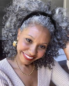 Can You Wear a Headband After Short Curly Hair, Curly Hair Styles, Natural Hair Styles, Beautiful Long Hair, Gorgeous Hair, Beautiful Women, Mississippi, Hair Expo, How To Wear Headbands