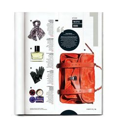 Pursuits Gift Guide on Behance