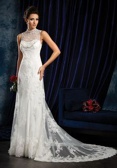 Alfred Angelo Sapphire Bridal Collection 960 Wedding Dress