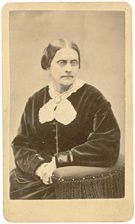 Susan B. Anthony, 1870 at the Voting Polls, 1872