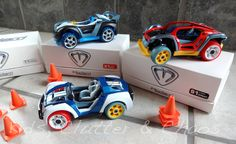 Modarri Cars - Miniature Cars with real steering & suspension! (WIN ONE for the perfect holiday gift!) Ends 11/11