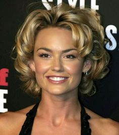 Kelly Carlson Short Celebrity Hairstyles