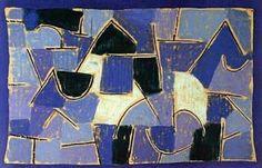 Paul Klee's Blaue Nacht - synch-ro-ni-zing: syncronizing art & fashion: New York Fashion Week Spring 2012