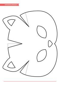 Animal Crafts For Kids, Diy For Kids, Printable Animal Masks, Moldes Halloween, Mascaras Halloween, Halloween Decorations For Kids, Kindergarten Art Projects, Anime Crafts, Paper Crafts Origami