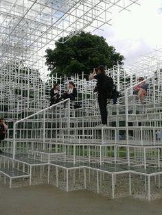 Serpentine pavillion