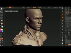 ▶ Zbrush Hard Surface Retopology - Workflow - YouTube