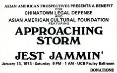 """Approaching Storm and Jest Jammin' at Union Ballroom, San Jose State University. <a href=""""http://www.jestjammin.com/"""" rel=""""nofollow"""">www.jestjammin.com/</a> <a href=""""https://www.facebook.com/JestJammin"""" rel=""""nofollow"""">www.facebook.com/JestJammin</a>"""