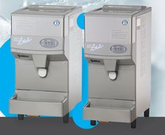 DCM Dispenser Series Ice Machines, ideal for the medical industry! Full specs at www.icemachinesonline.com.au #medical #hospitals