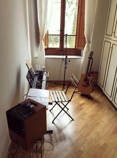 Music studio ~ house idea