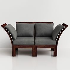 3D Ikea Applaro garden sofa - High quality 3D objects
