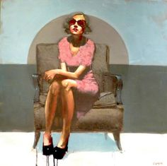 Michael Carson. Inyourfacesubtlety