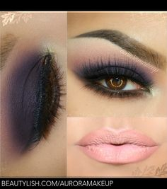SMOKY with Zoeva Cosmetics | AuroraMakeup A.'s (AuroraMakeup) Photo | Beautylish
