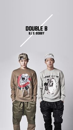 Double B iKON wallpaper