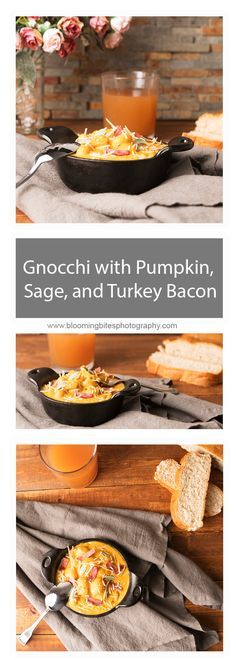 Gnocchi with Pumpkin