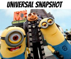 FREE Universal Studios Florida & Islands of Adventure 1-day touring plan