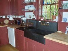 Antique Kitchen Sinks | # 26 Soapstone With Drainboard (photo Taken In  Original Location) 60 X 24 | Kitchen | Inspiration | Pinterest | Soapstone,  Sinks And ...