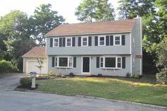 22 Carson Cir, Nashua, NH 03062 Colonial, Garage Doors, Shed, Outdoor Structures, Outdoor Decor, Home Decor, Decoration Home, Room Decor, Home Interior Design