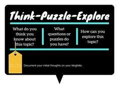 Think-Puzzle-Explore