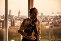 An Evening with Peter Hinssen (and 40 entrepreneurs). Dining & Talking about business in a pocket sized metropolis.