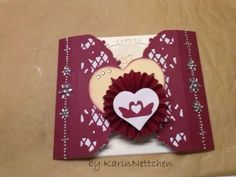 KarinNettchen: Hochzeitskarte