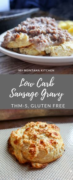 Low Carb Sausage Gra