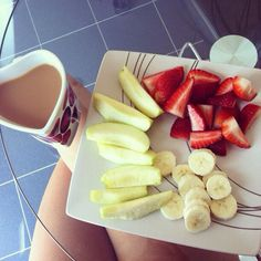 grafika fruit, food, and healthy