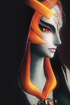 Midna from Twilight Princess!
