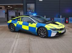 Bmw I8, Grand Prix, British Police Cars, All Power Rangers, Blue Line Police, Rescue Vehicles, Law Enforcement Agencies, Emergency Vehicles, Commercial Vehicle