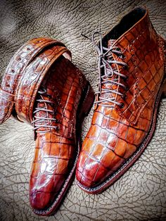 Shoes Men, Men's Shoes, Dress Shoes, Best Mens Fashion, Young Men, Haberdashery, Shoe Box, Leather And Lace, Crocodile