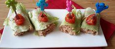 tonijn lunchwrap