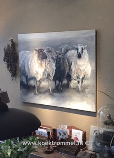 sheep Source by cjglantz Sheep Paintings, Animal Paintings, Animal Drawings, Animal Painter, Cow Pictures, Sheep Art, Art For Art Sake, Wildlife Art, Painting Inspiration