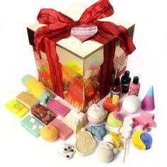 Lush christmas eve gift things i want pinterest lush christmas negle Images
