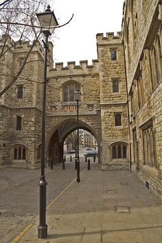 St.Johns Gate looking North ,London