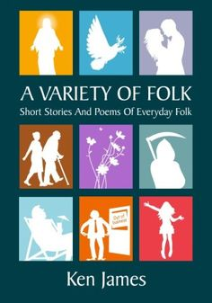 A book of short stories and poems by Ken James, some of which have won prizes or been published in other anthologies. Book Publishing, Short Stories, Science Fiction, Poems, Folk, History, Sci Fi, Historia