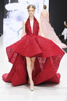 Michael Cinco Couture Fall 16