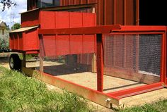 The New PVC Chicken Tractor Row Crop Cultivator - Lewis Family Farm