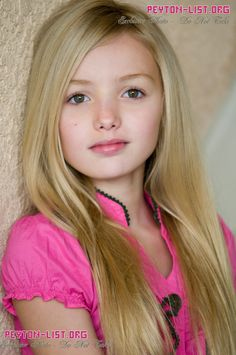 emme ross from jessie when she was little | Peyton R. List (Emma Ross) Peyton List
