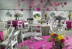 A l'aide : thème avec couleur gris et rose fushia - Mariage - FORUM Vie Pratique