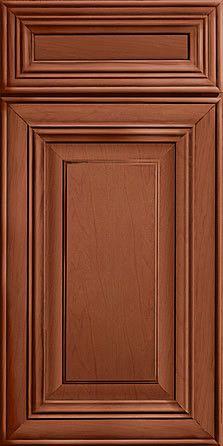 Chestnut Pillow RTA Cabinets ,Majestic Bronze RTA Kitchen Cabinets ...