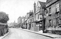 The Kings Arms Eltham High Street 1900