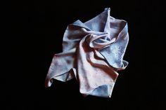 Scarve: Dottie Textile creation by Anne Perrien Photography by Caroline Garnier