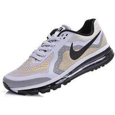 http://www.asneakers4u.com/ Wholesale Air Max 2014 Mens Traniers White Grey Black size us7 12