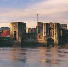 Newport Castle, Newport, South Wales, stands on the banks of the River Usk, where it was built in the early 14th century to guard the settlement and control the river crossing. Much of the surviving stone structure dates from around 1405 when the castle was extended and strengthened following the sacking of the area by Owain Glyndwr. Newport Castle had an active life of about 200 years. At the beginning of the 16th century, Jasper Tudor, Henry VIII's uncle, lived here.