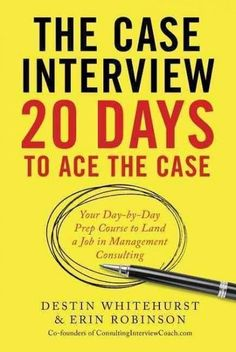 Case In Point  Complete Case Interview Preparation De Marc